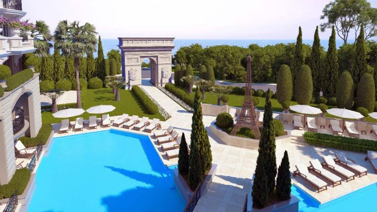 ROMANCE PARIS - WITH SEA VIEW 4