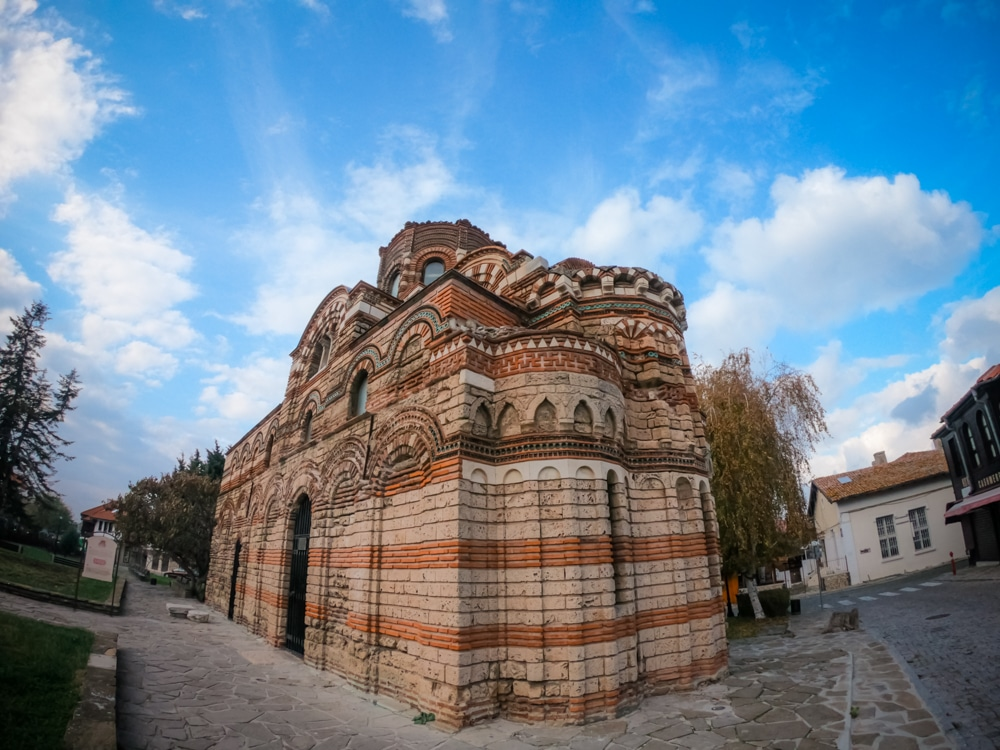 The Church of Christ Pantocrator in Nessebar 4