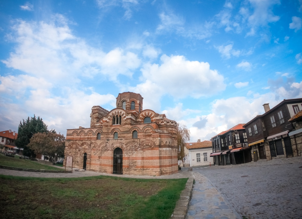 The Church of Christ Pantocrator in Nessebar 1