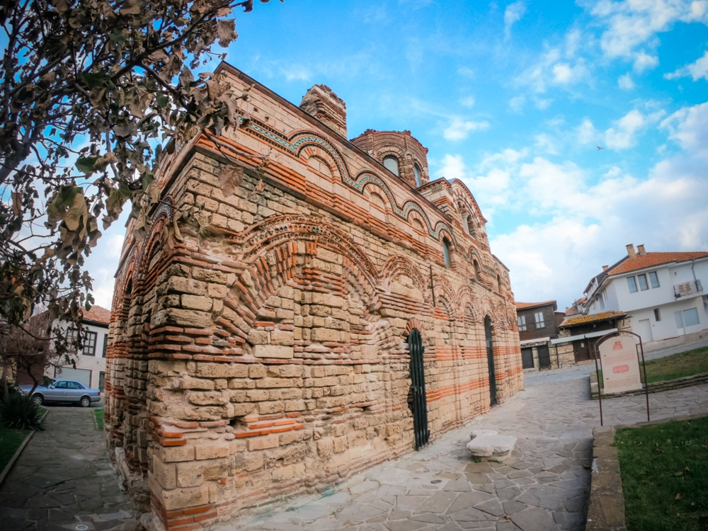 The Church of Christ Pantocrator in Nessebar 2
