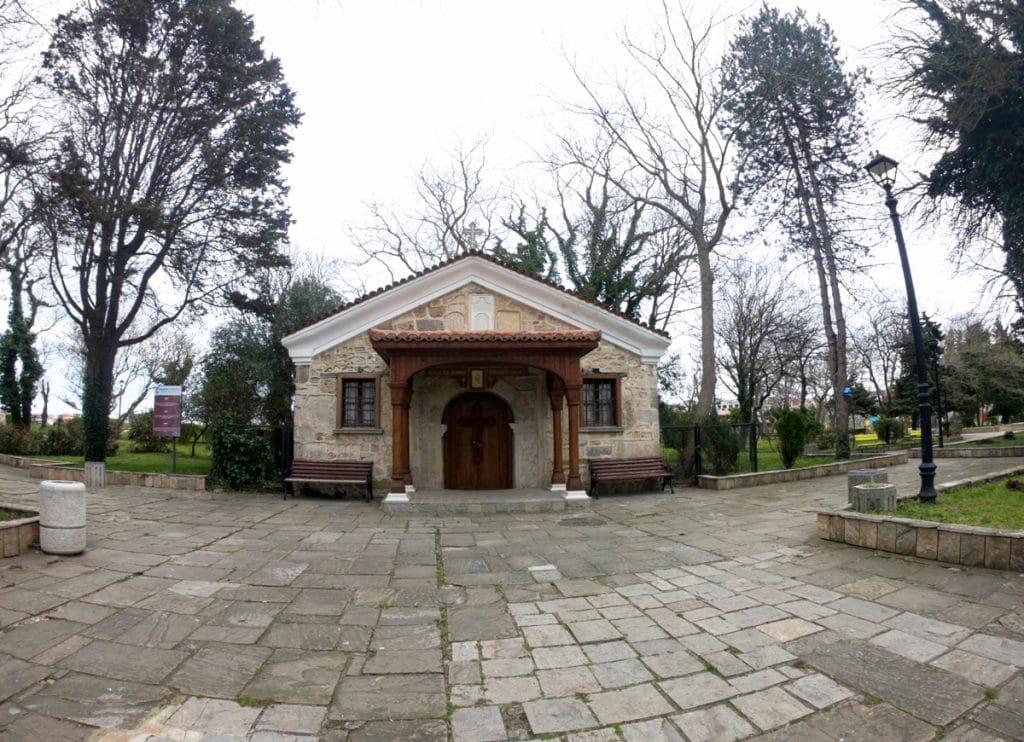 The church of Saint Zosima in Sozopol 1