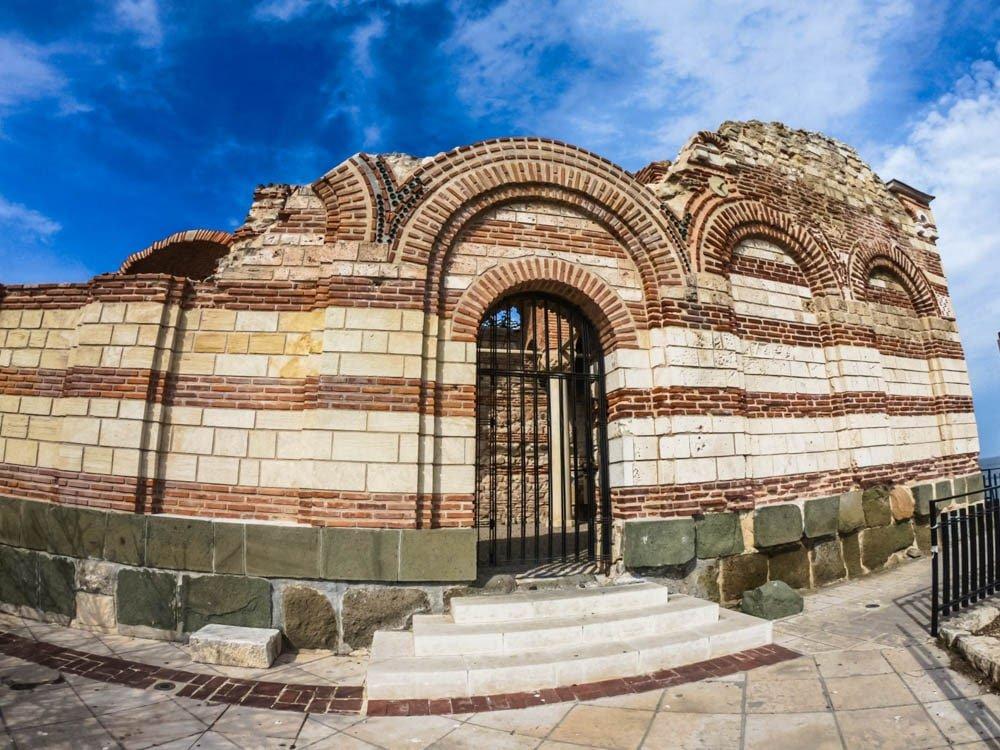 Церковь Святого Иоанна Алитургетоса - Несебр 1