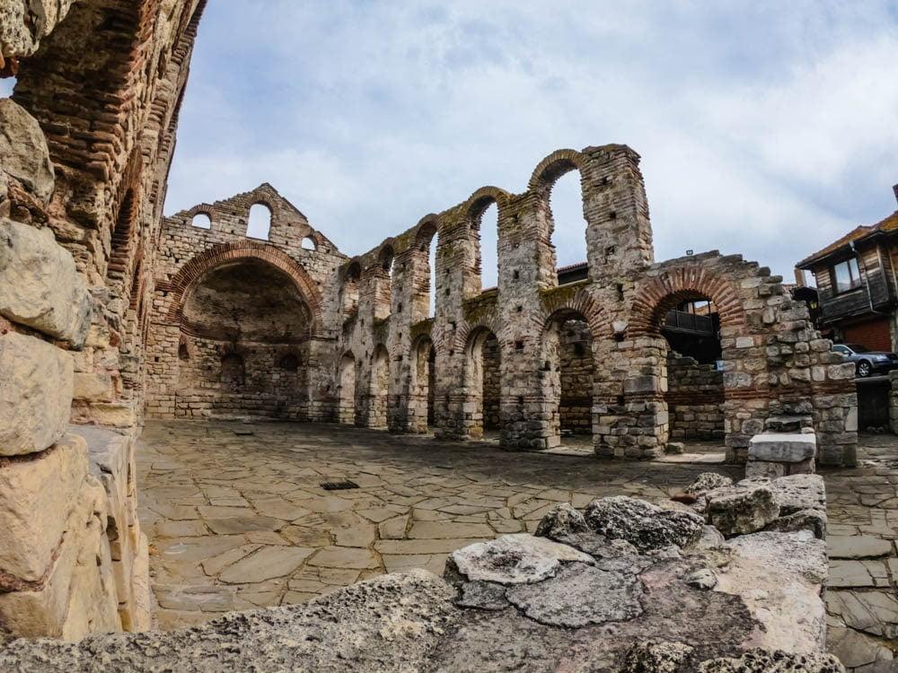 Церковь Святой Софии Несебр 2