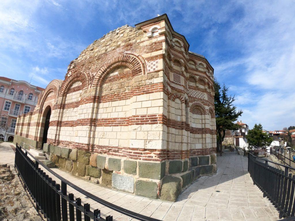 Церковь Святого Иоанна Алитургетоса - Несебр 3