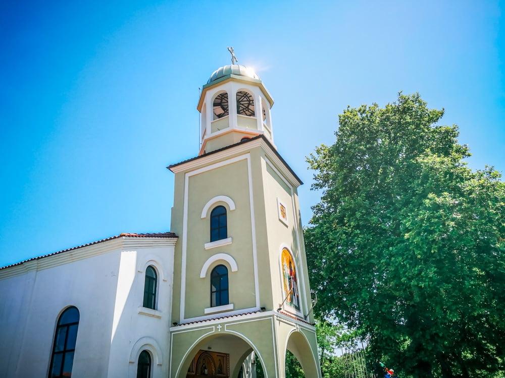 Церковь Кирилла и Мефодия, Созополь 2
