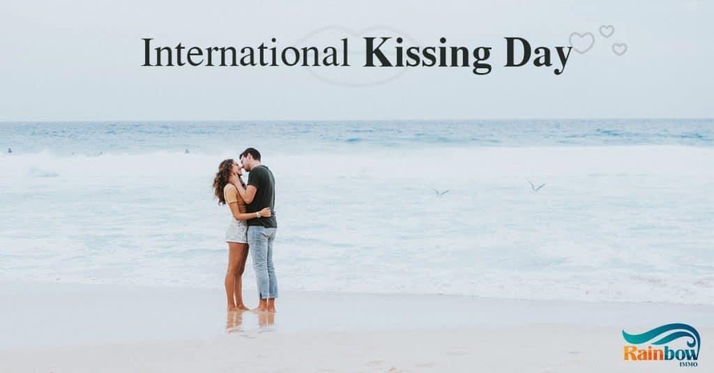 Международный день поцелуев 1