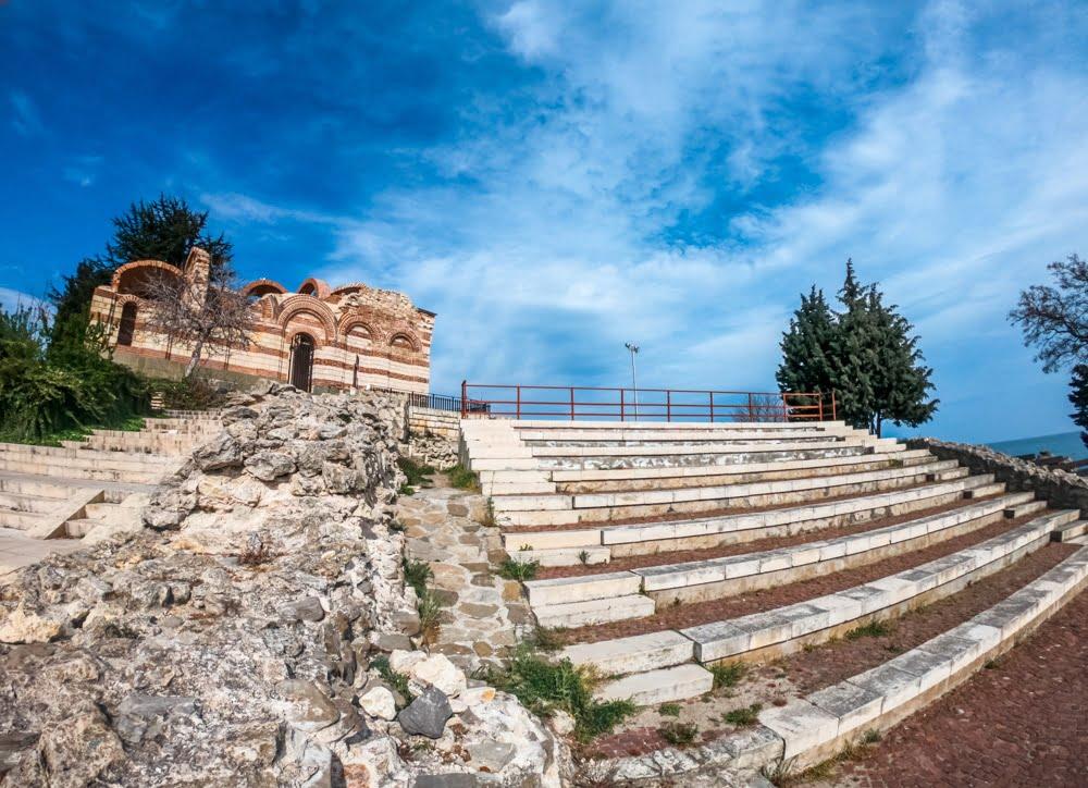 Античный амфитеатр в Несебре 3