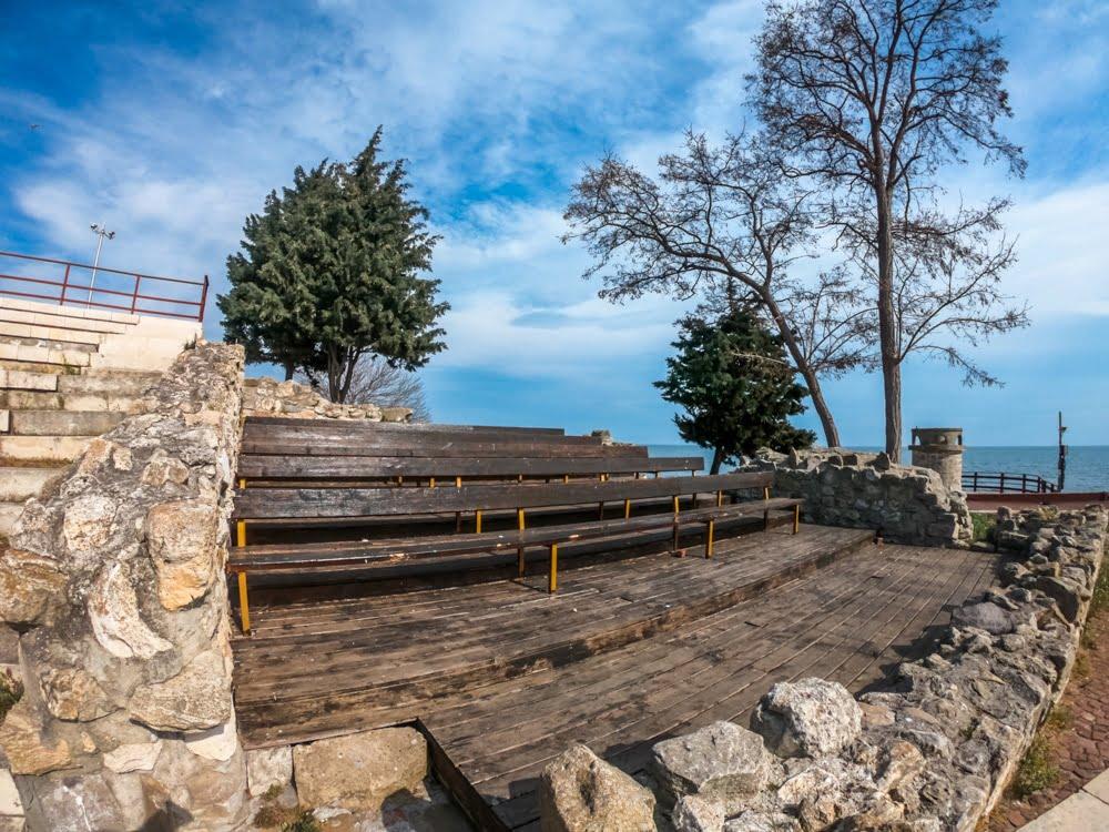 Античный амфитеатр в Несебре 4