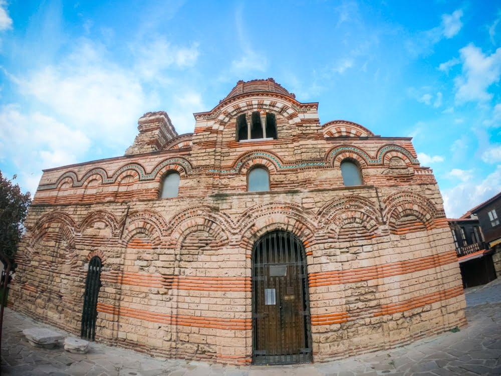 Церковь Христа Пантократора в Несебре 3