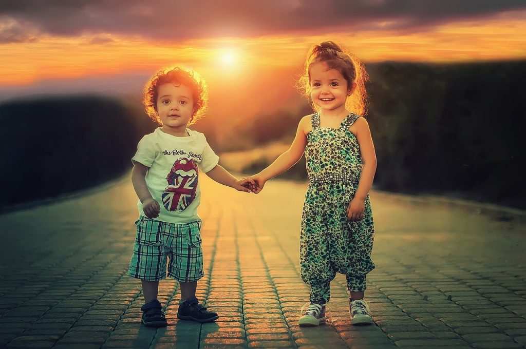 20 ноября - Всемирный день ребенка 1