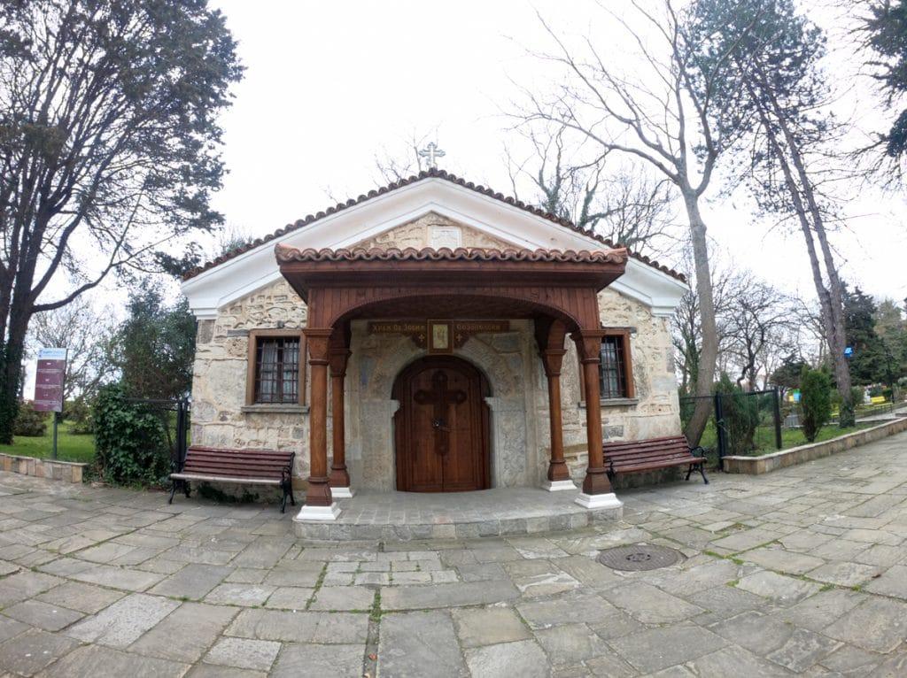 Церковь Святого Зосима в Созополь 4