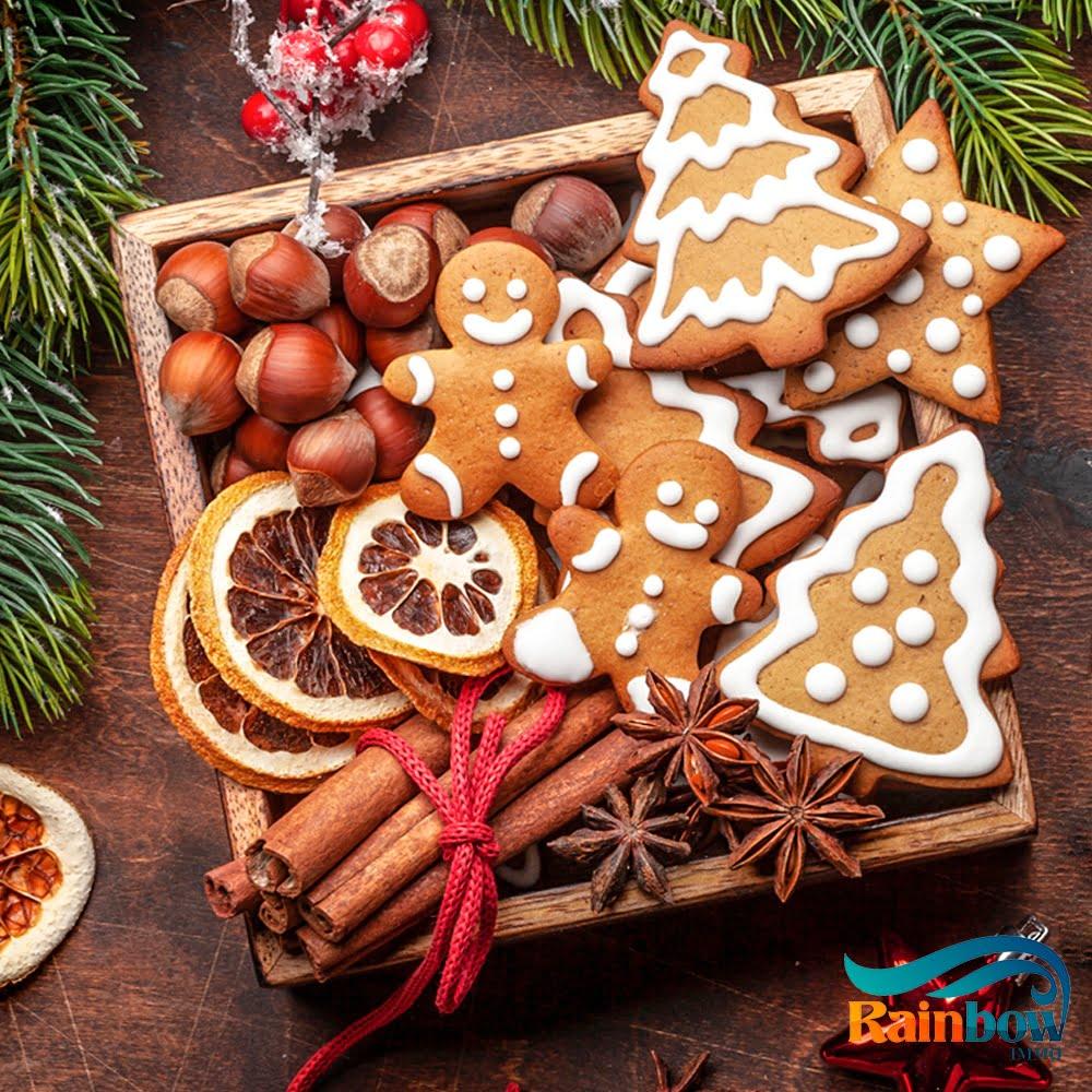 Веселого Рождества и счастливого Нового года! 1