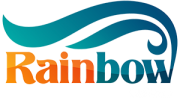 Immo Rainbow Logo