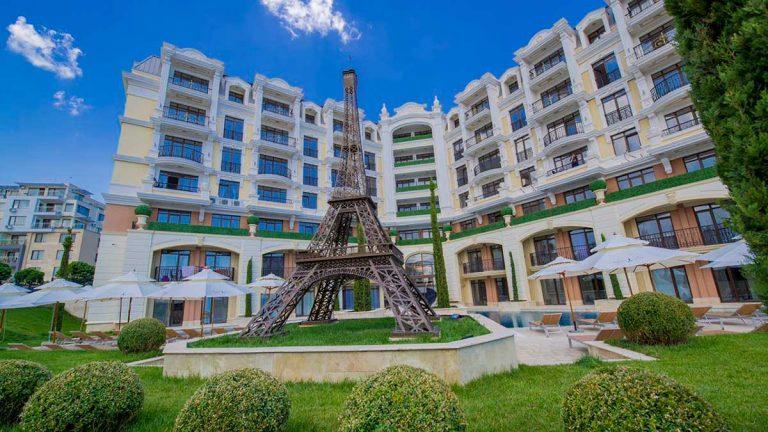ROMANCE PARIS - WITH SEA VIEW 5
